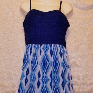 Simmer Maxi dress